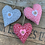 Thumbnail: Floral hearts (2021)