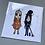 Thumbnail: Witch & Pumpkin Card