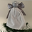 Thumbnail: Tree-topper Angels - White & Silver