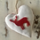 Thumbnail: Red & White Reindeer 2020 hearts