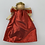 Thumbnail: Tree-topper Angels - Red metallic