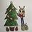 Thumbnail: Christmas is Coming .... set of 3 Christmas cards