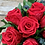 Thumbnail: Red Classic - black vase