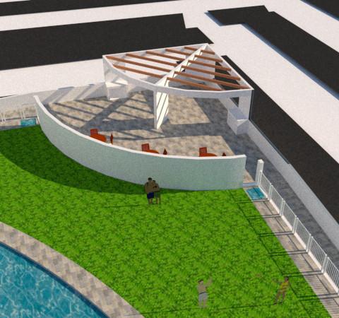 Edifico La Serena Pacífico