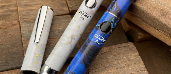 Why This CloudV Pen Is The Future of Vapes