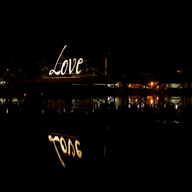 Reflecting on Love by Roman Sorenson. Photo: Shannon Bager
