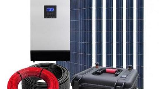 Kit hybride compact de 2 kWh