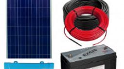 Kit d'alimentation solaire 500W
