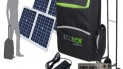 Kit portable Eco600W