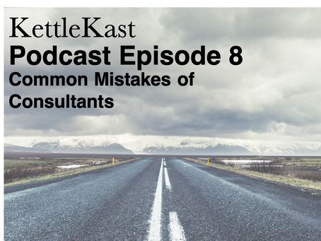 Drive or be Driven: Podcast #2: Common Mistakes of Consultants