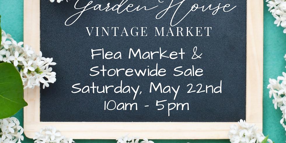 Storewide Sale & Outdoor Market