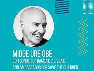 Midge Ure OBE