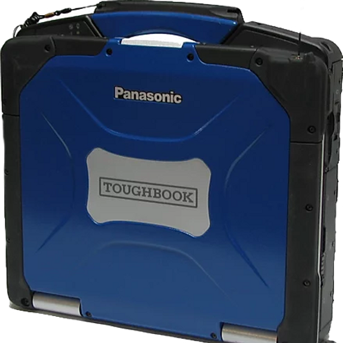 Panasonic Toughbook Blue