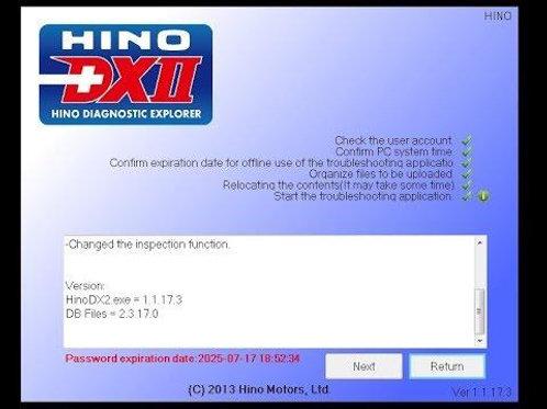 HinoDx2 v1.1.16