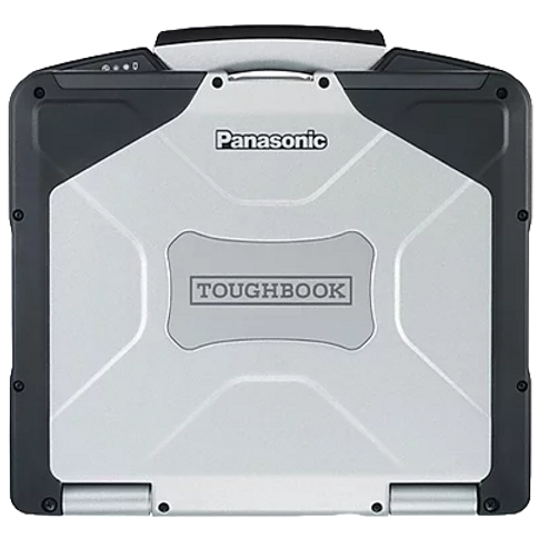 Panasonic Toughbook Silver