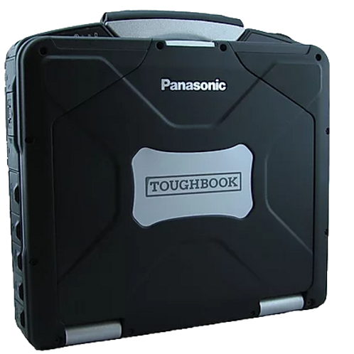 Panasonic Toughbook Black