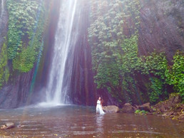The Famous Waterfalls of Bali, Munduk