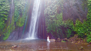 The Famous Waterfalls of Bali, Munduk