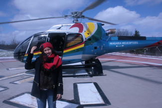 Niagara Helicopters Experience