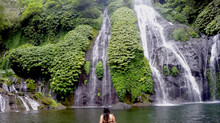 Hidden Waterfalls of Bali