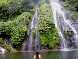 Hidden Waterfalls of Bali