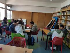 מרכז למידה למידה בין תחומית כיתת חינוך מיוחד ספרות ואזרחות