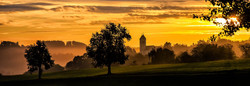 Sunset_Kirche
