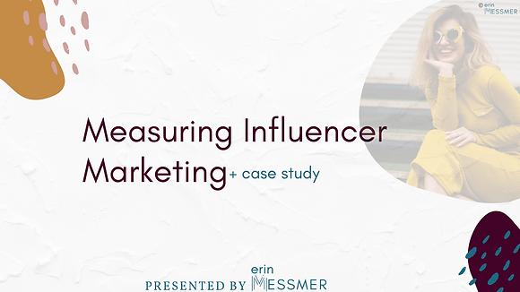 Influencer Marketing Basics- Guide to ROI