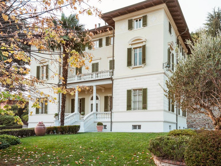 Villa Erre Si Affida Ai Servizi Canavesana