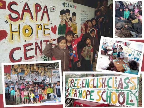 2019 - SAPA HOPE CENTER
