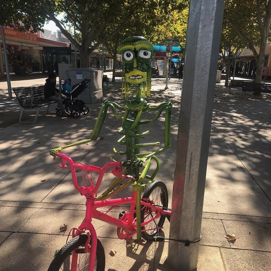 Rasta bike