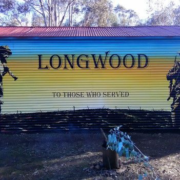 Longwwod Services Mural