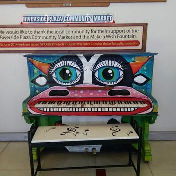 Public Piano Project
