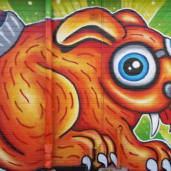 Tank Street Art
