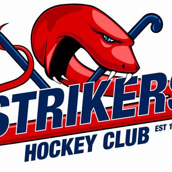 Strikers Hockey Club Logo