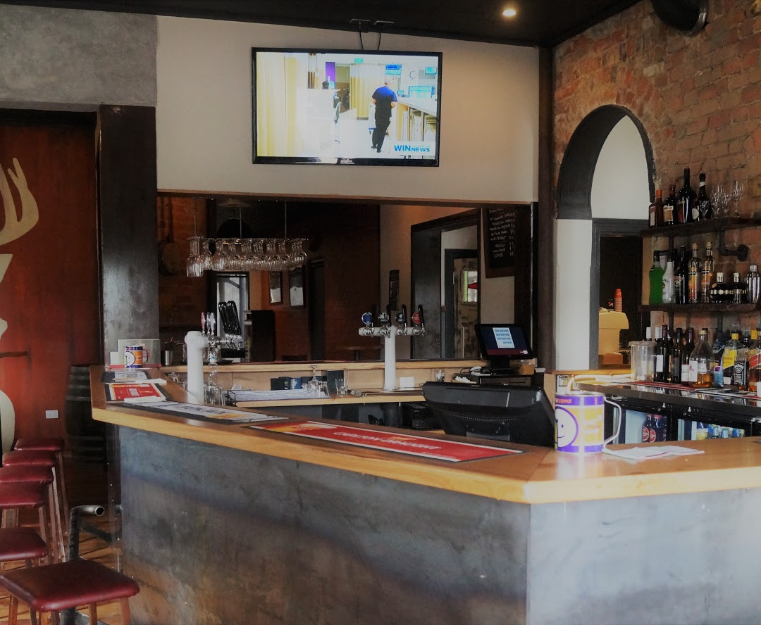 Whitehart Hotel Main Bar Renovation