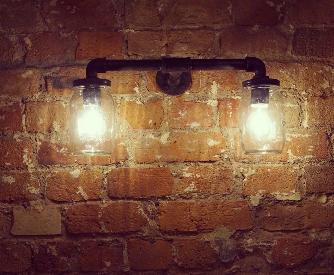 Custom light fittings