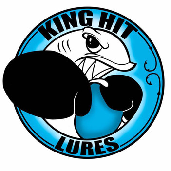 King Hit Lures Logo