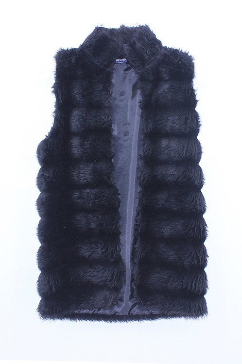 FW20TWO02-01 S/LESS FUR JACKET