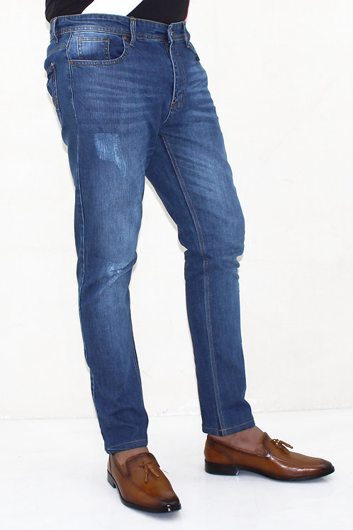SS20MD03-37 SKINNY FIT RIPPED JEANS