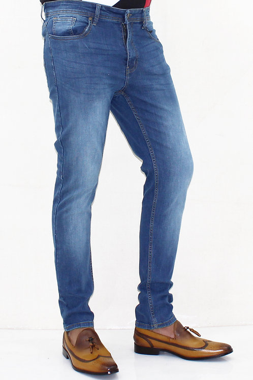 SS20MD04-27 SLIM FIT MID WASH JEANS