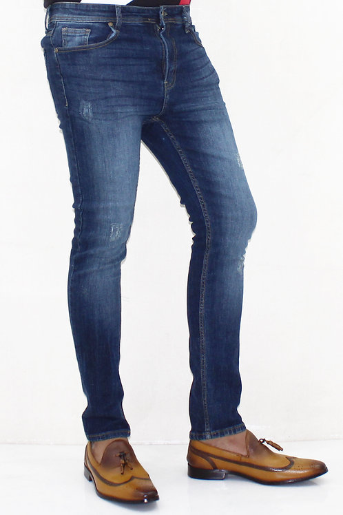 SS20MD07-45  SLIM FIT RIPPED JEANS