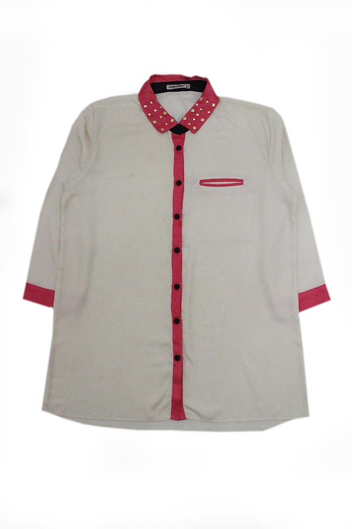 BUTTON DOWN SS13WT22-33