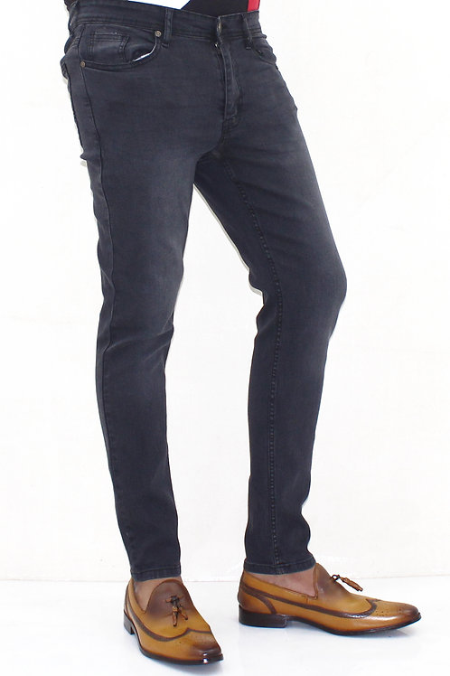 SS20MD02-01  mid-wash slim fit jeans