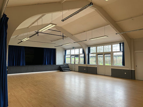 Hall with Stage