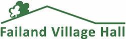 Failand Village Hall Logo