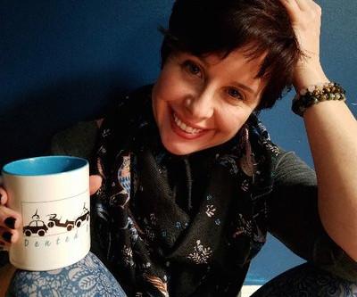Community Spotlight Sessions: Rebecca Spataro-Kearns, Dented Bumper Yoga