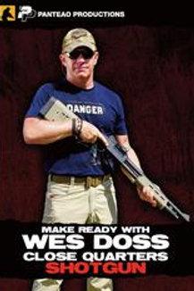 Close Quarters Shotgun DVD