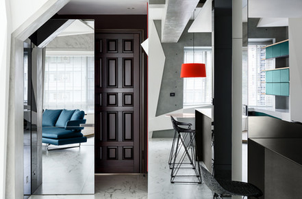show more in Materiality Design   Apartment in Taipei