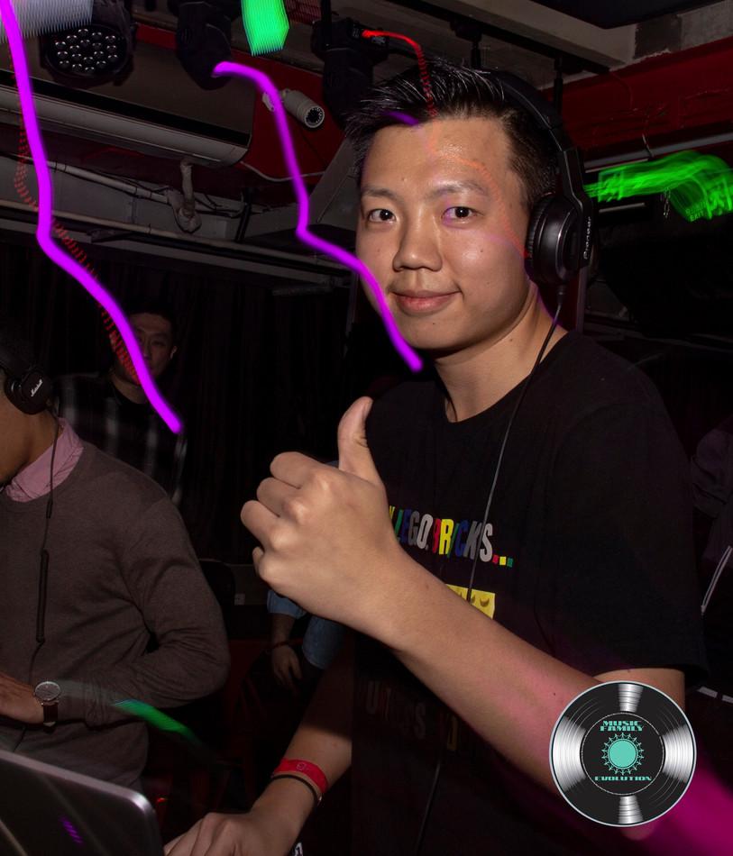 DJ Bryan Chen
